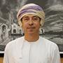 Mr Sultan Hamdoon Al Harthi
