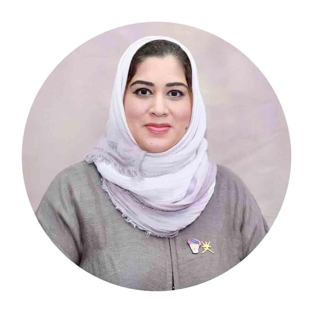 Dr Yasmin Shinan Al Balushi