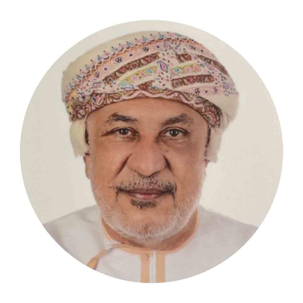 H.E. Dr. Yahya Mahfoodh AL Mandhari